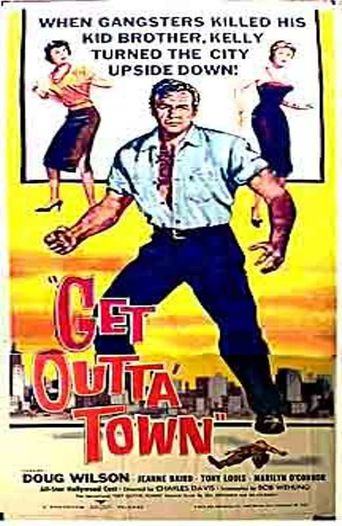Get Outta Town Poster