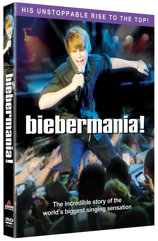 Biebermania! Poster