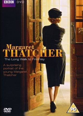 Margaret Thatcher: The Long Walk to Finchley Poster