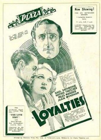 Loyalties Poster