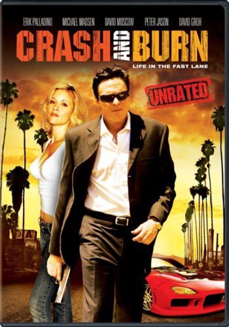 Crash and Burn Poster