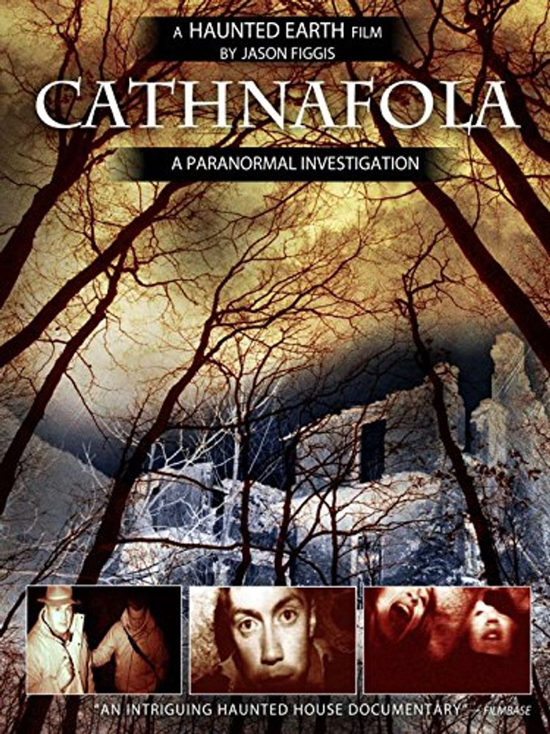 Cathnafola: A Paranormal Investigation Poster