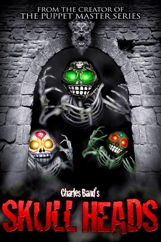 Skull Heads Poster