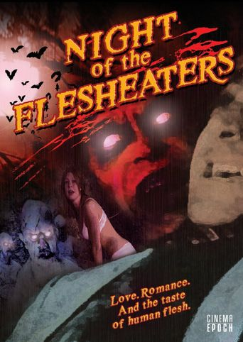 Night of the Flesh Eaters Poster