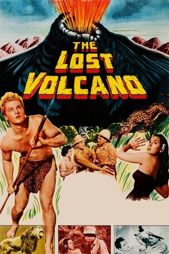 The Lost Volcano Poster
