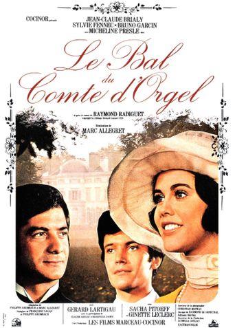 Le bal du comte d'Orgel Poster