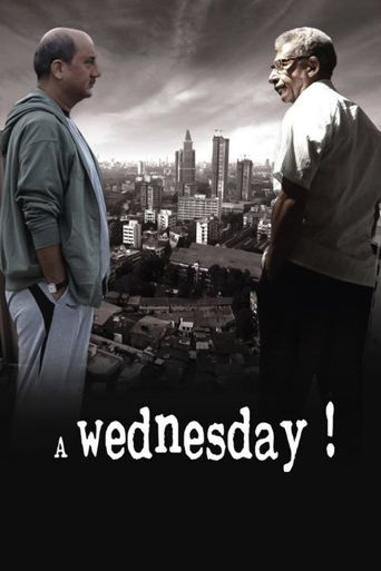 A Wednesday! Poster