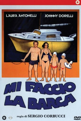 I'm Getting a Yacht Poster