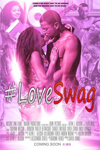 #LoveSwag Poster