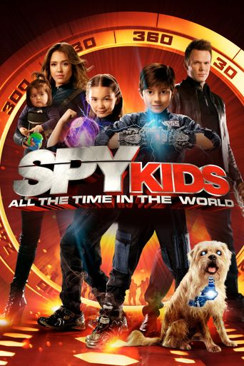 Watch Spy Kids: All the Time in the World