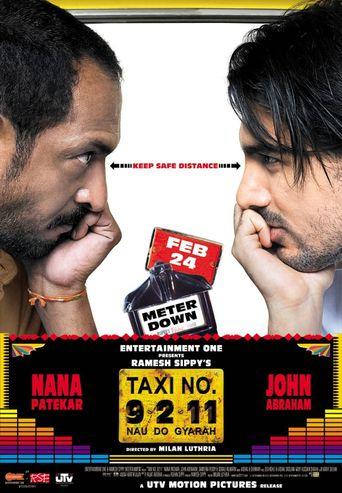 Taxi No. 9 2 11: Nau Do Gyarah Poster