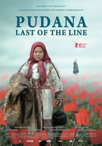 Pudana: Last of the Line Poster