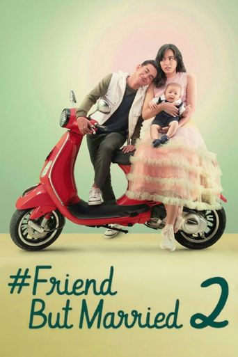 #FriendButMarried 2 Poster