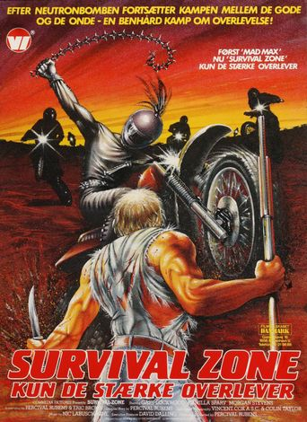 Survival Zone Poster