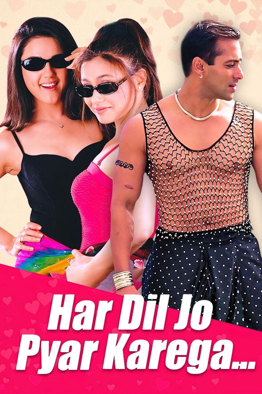 Har Dil Jo Pyar Karega Poster