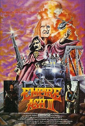 Empire of Ash III Poster