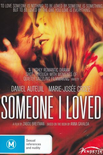 Someone I Loved Poster