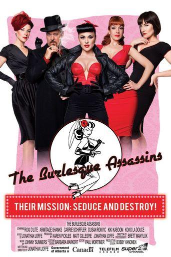 Burlesque Assassins Poster