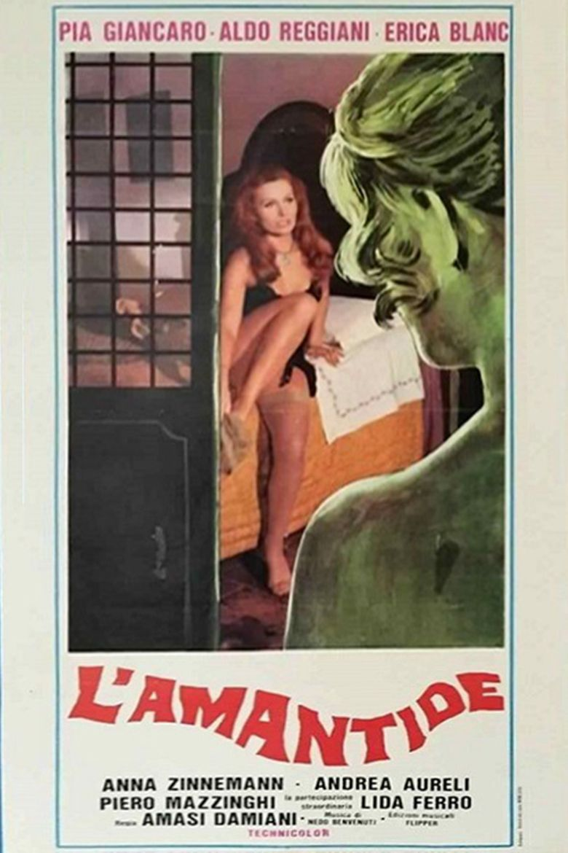 L'amantide Poster