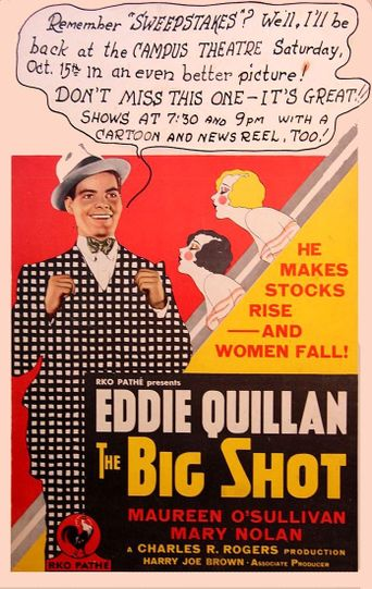 The Big Shot Poster