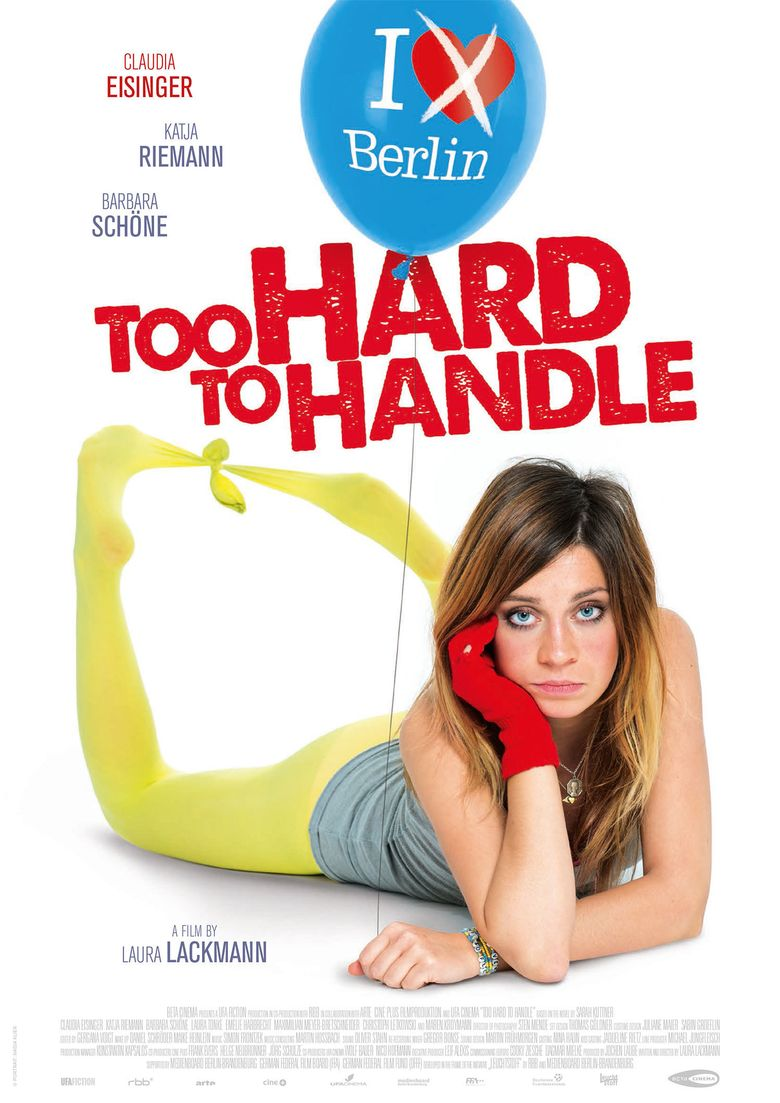 Too Hard to Handle Poster