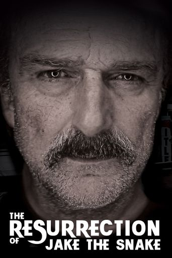 The Resurrection of Jake the Snake Poster