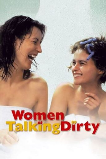 Women Talking Dirty Poster
