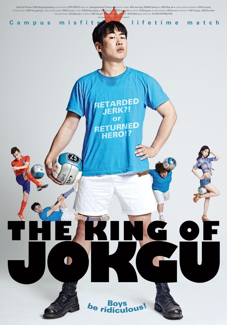 The King of Jokgu Poster