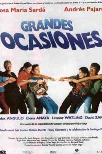 Grandes ocasiones Poster