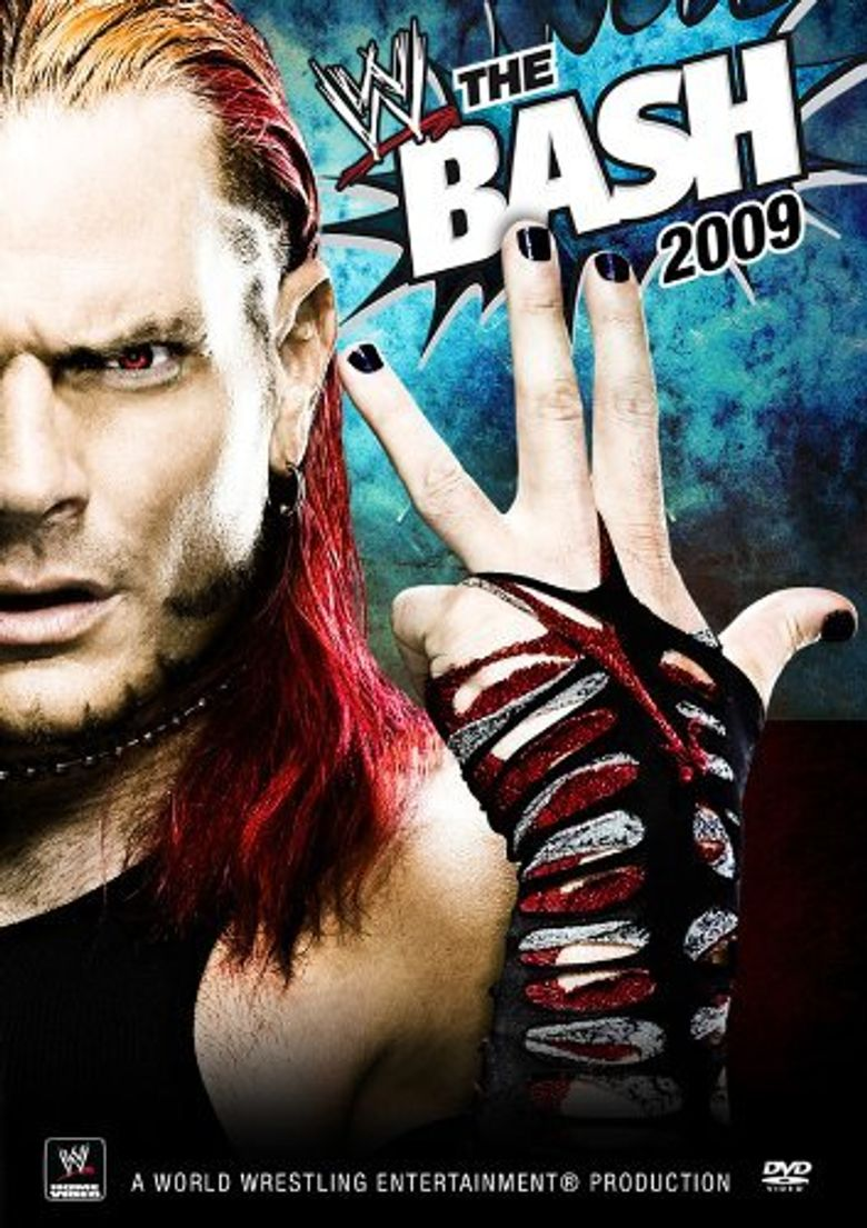 WWE The Bash 2009 Poster