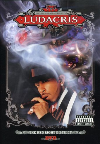 Ludacris - The Red Light District Poster