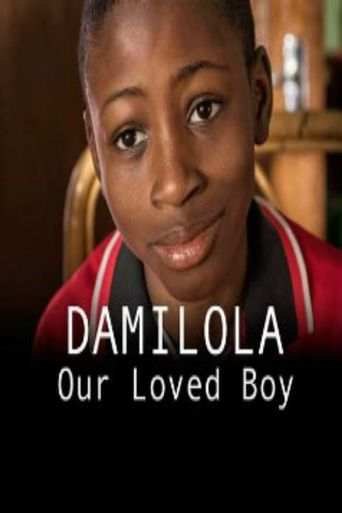 Damilola, Our Loved Boy Poster