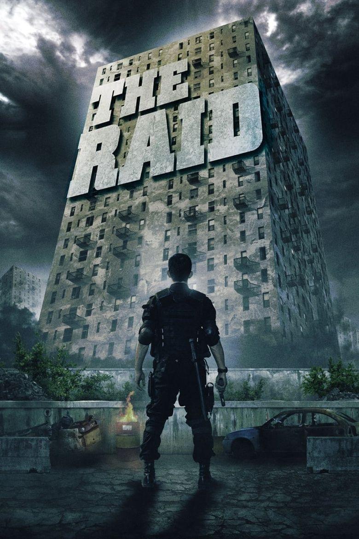 The Raid Poster