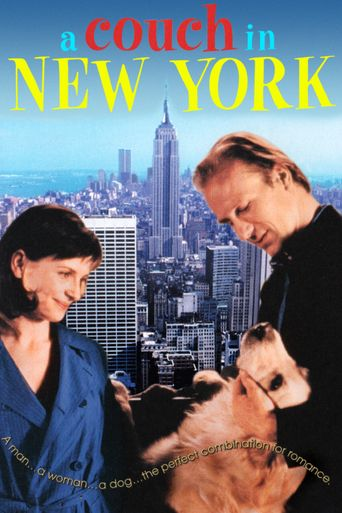 A Couch in New York Poster