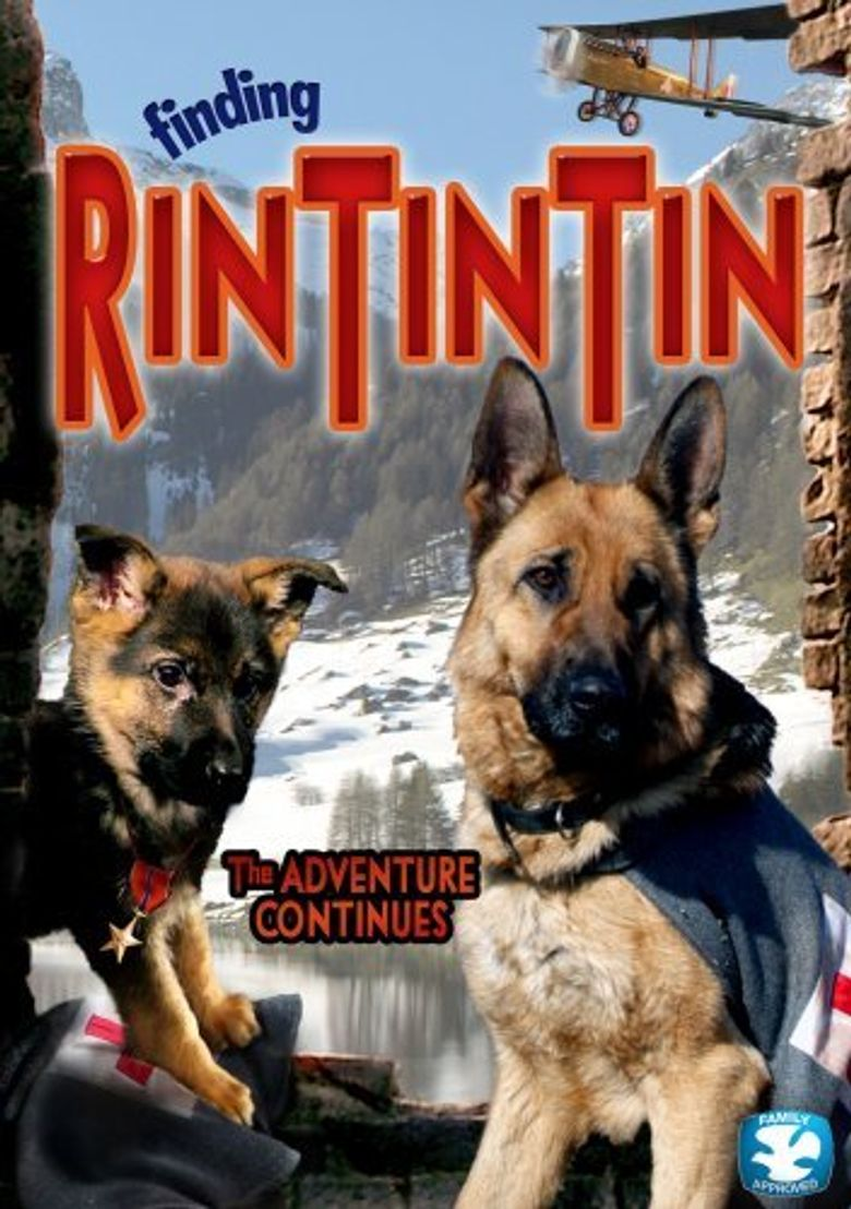 Finding Rin Tin Tin Poster