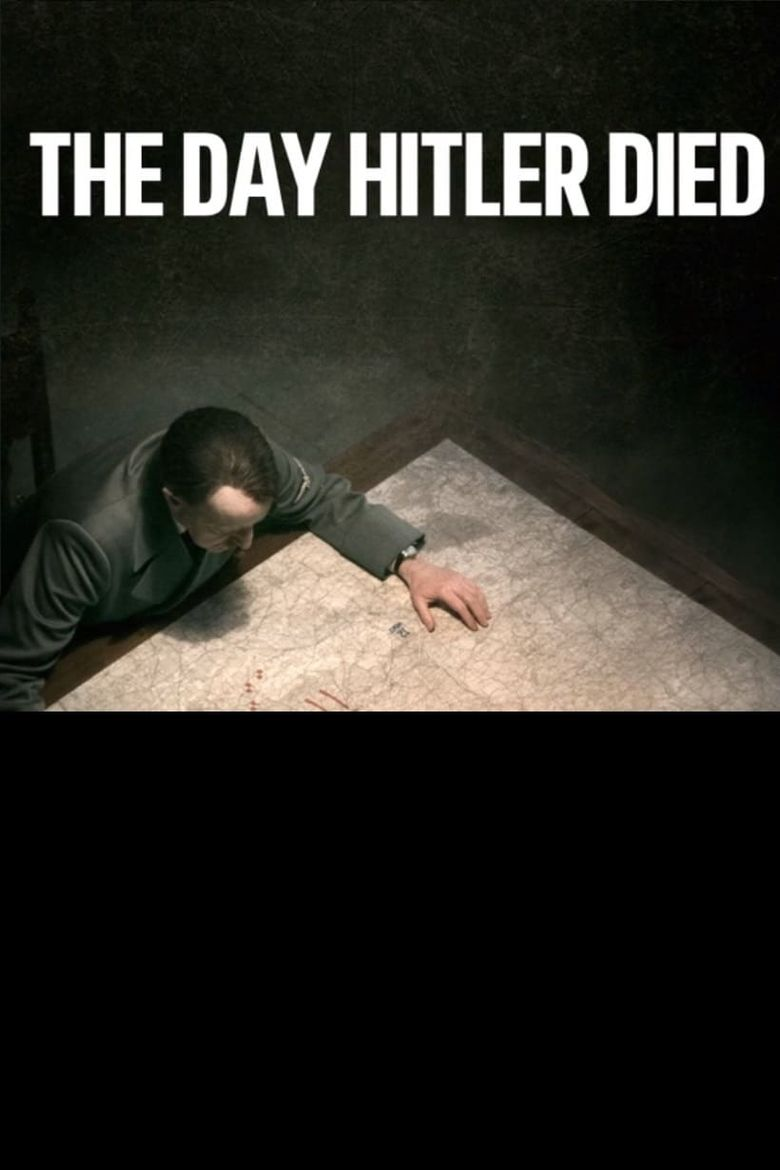 The Day Hitler Died Poster