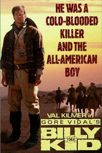 Gore Vidal's Billy the Kid Poster