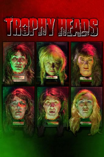Trophy Heads Poster