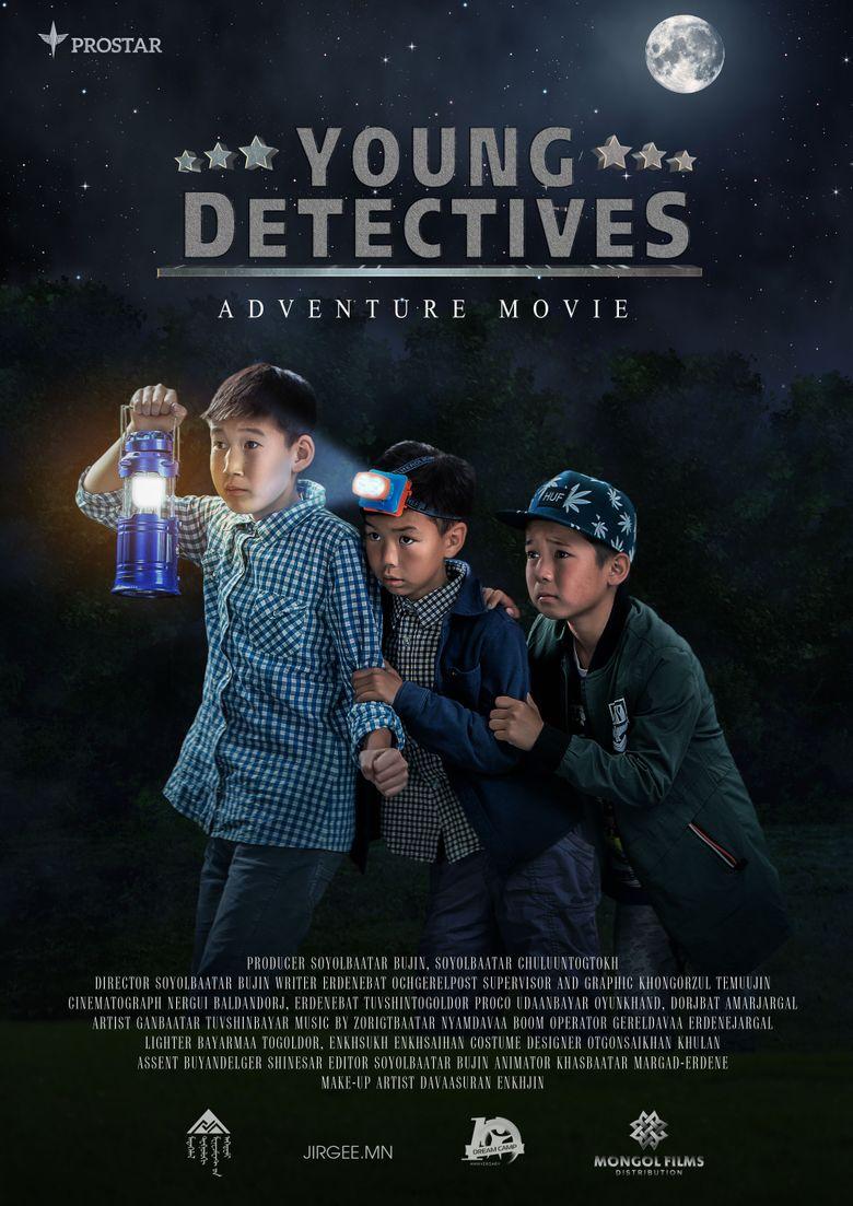 Young Detectives: Zaluu Murdugchid Poster