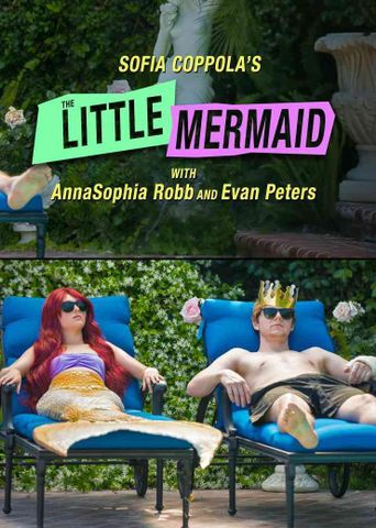 Sofia Coppola's Little Mermaid Poster