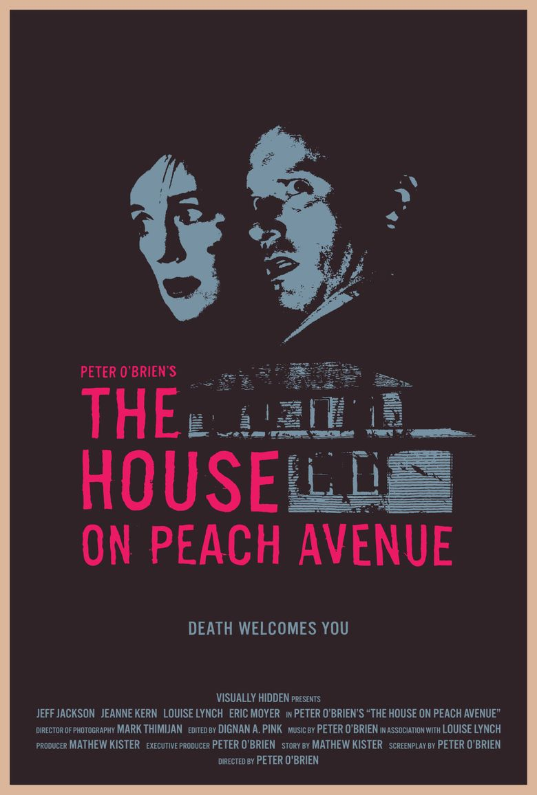 The House on Peach Avenue Poster