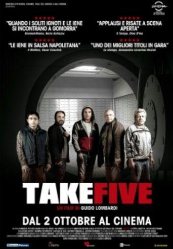 Take Five Poster