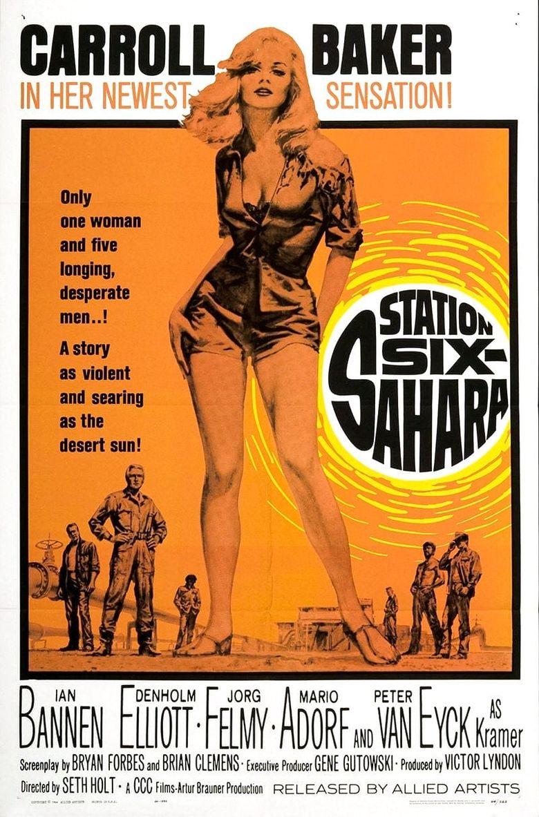 Station Six-Sahara Poster