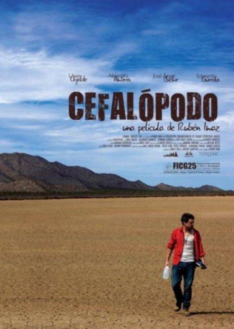 Cefalópodo Poster