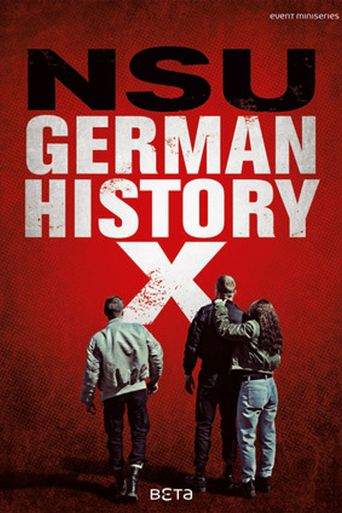 NSU: German History X - The Victims Poster