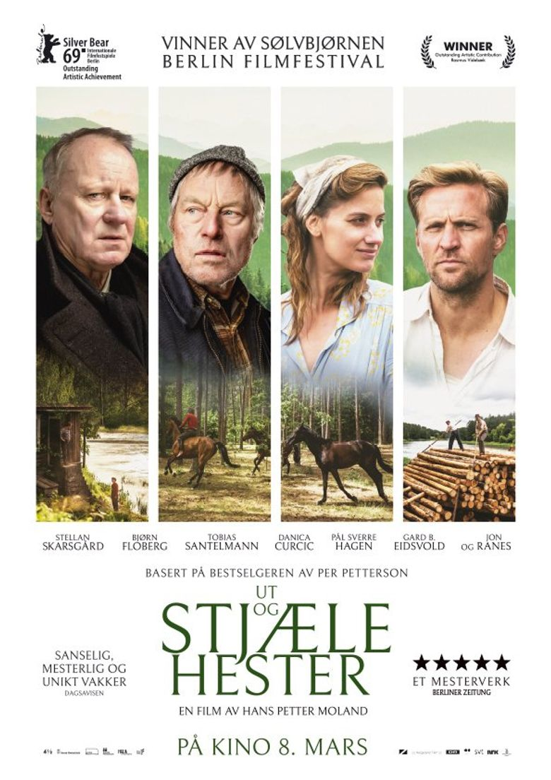 Out Stealing Horses Poster