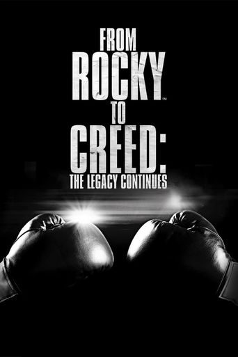 From Rocky to Creed: The Legacy Continues Poster