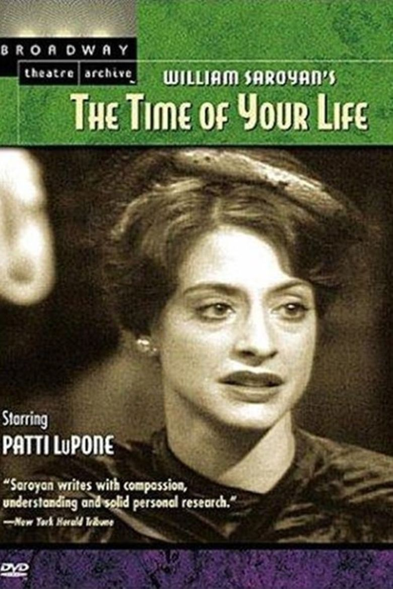 The Time of Your Life Poster