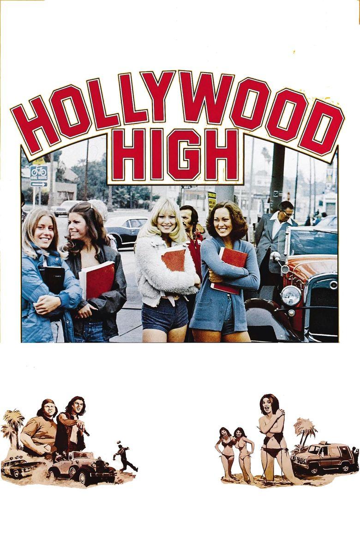 Hollywood High Poster