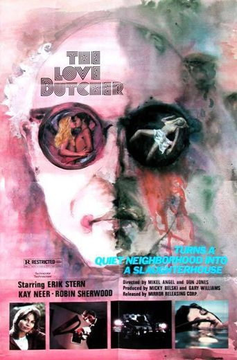 The Love Butcher Poster